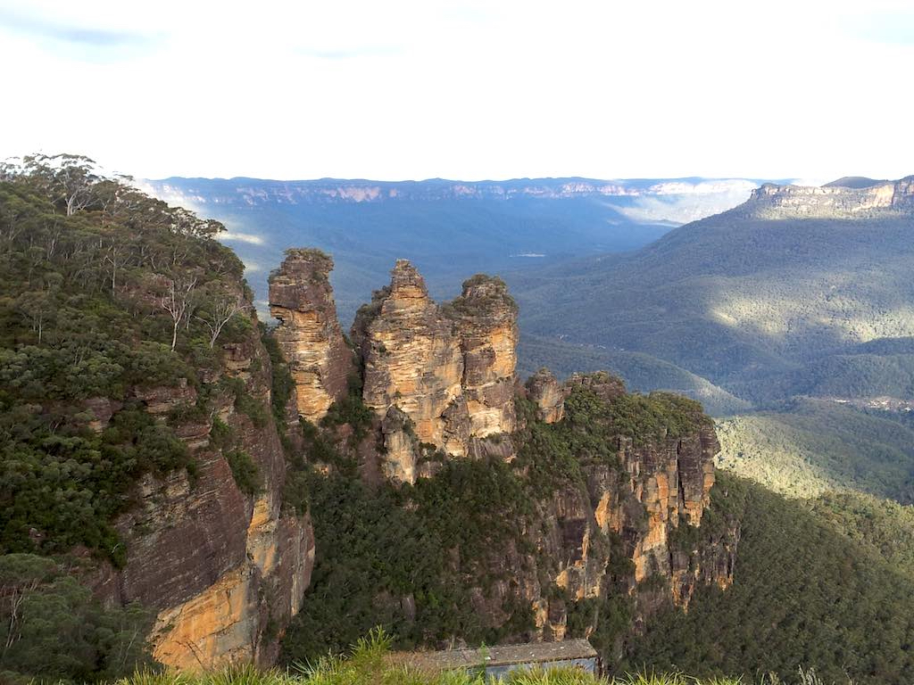 Blue Mountains, NSW, Australia - Three Sisters