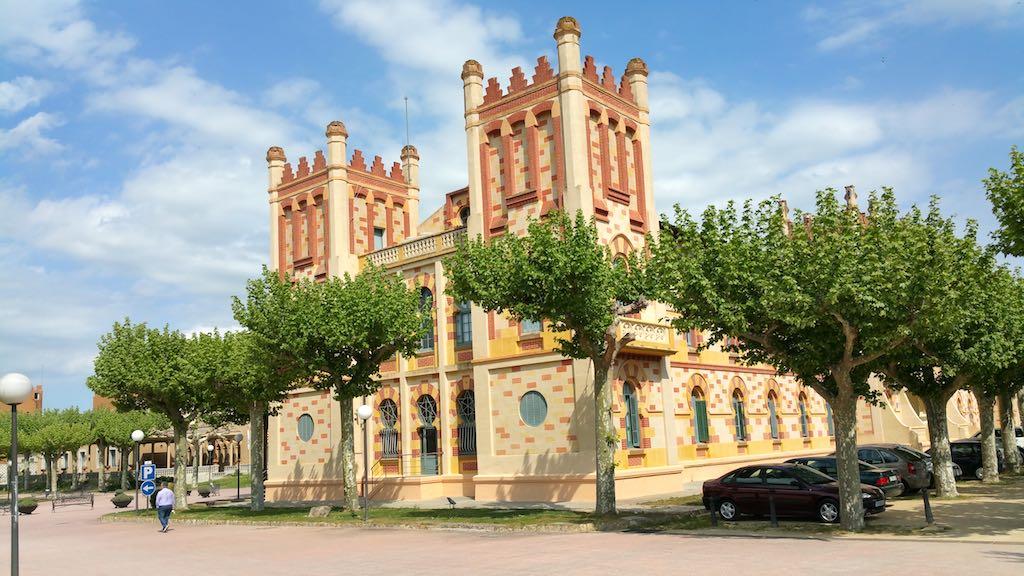 Caldes de Malavella, Girona, Spain - Balneario Vichy Catalan