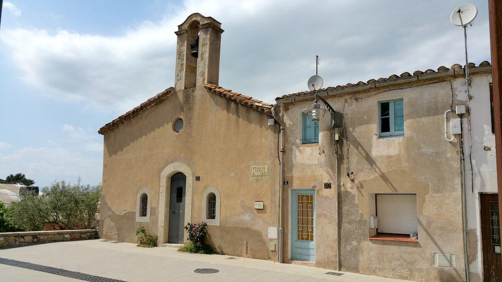 Caldes de Malavella, Girona, Spain - Church
