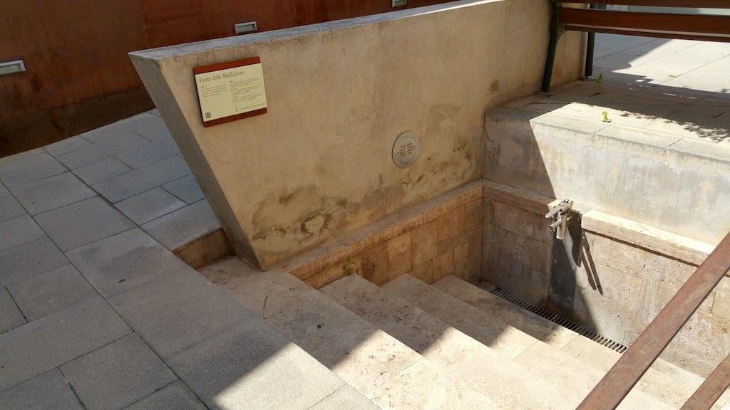 Caldes de Malavella, Girona, Spain, Font del Bullidor