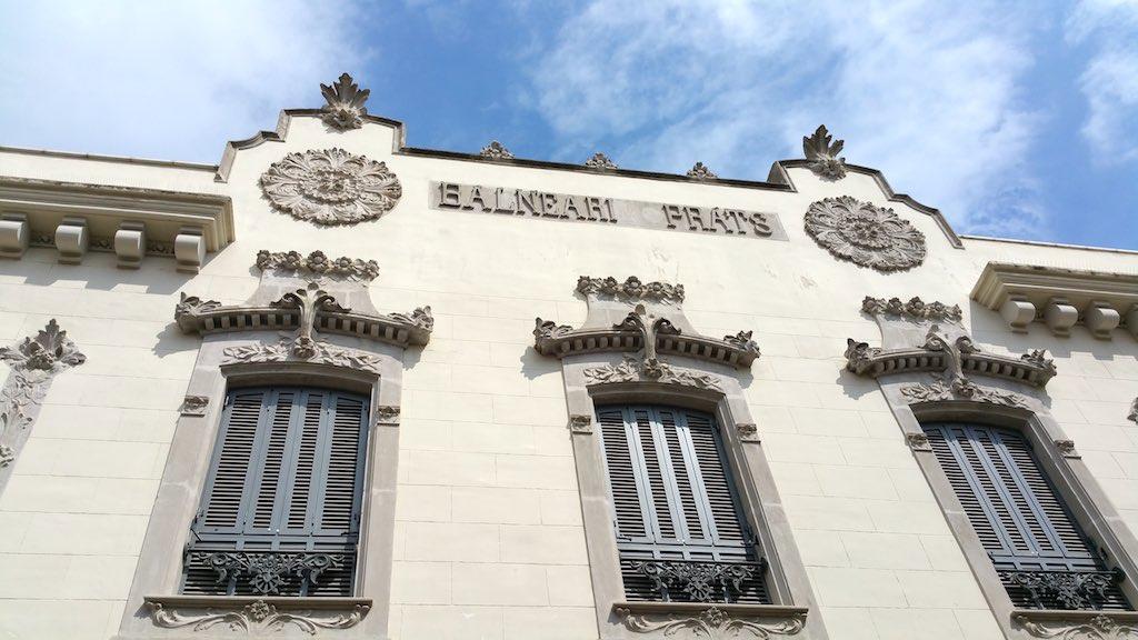 Caldes de Malavella, Girona, Spain - Hotel Balneario Prats