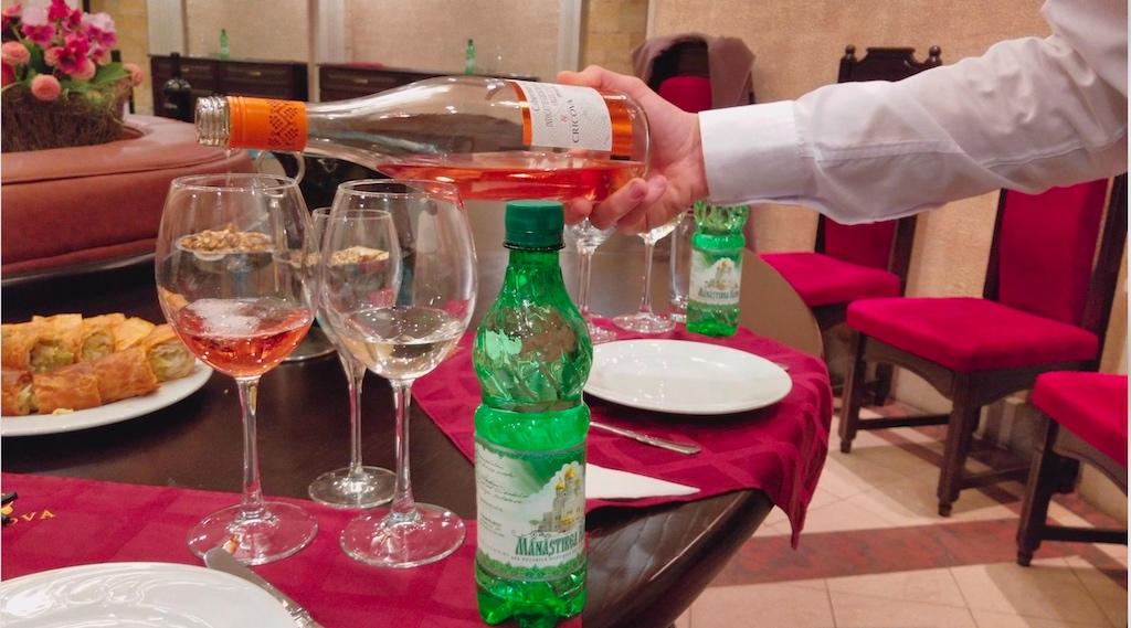 Chișinău Republic of Moldova - Cricova Wines