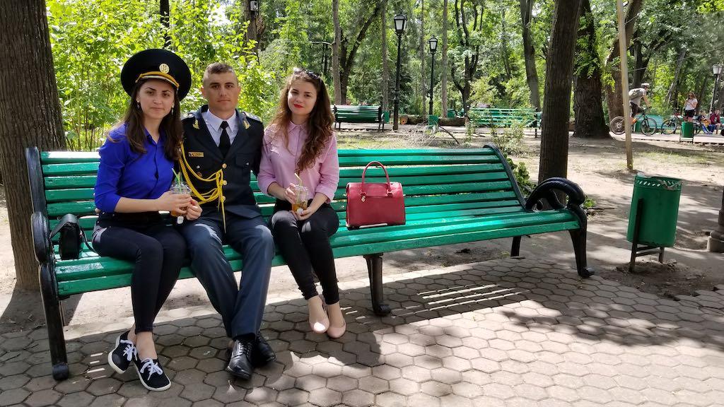 Chișinău, Republic of Moldova - Cadet