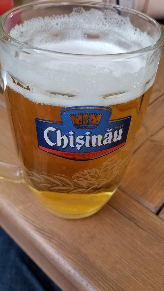 Chișinău, Republic of Moldova - Chișinău beer