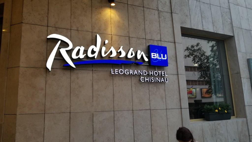 Chișinău, Republic of Moldova - Radisson Blu