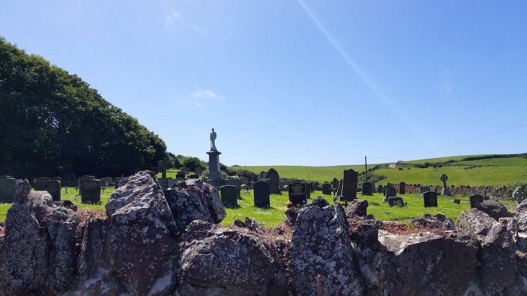 Dale, Pembrokeshire, Wales UnitedKingdom - Dale Cemetery