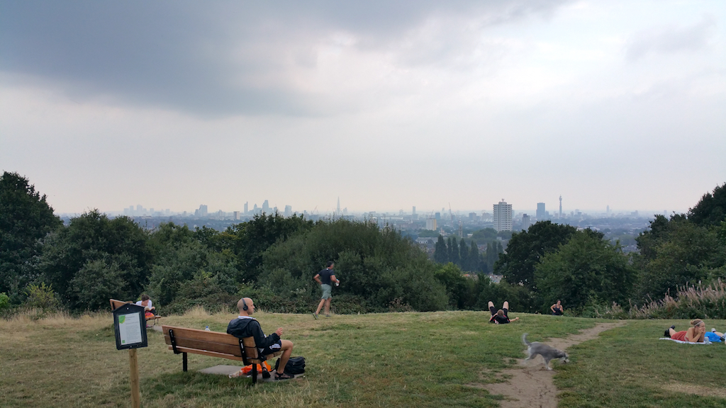 172 Hampstead Heath London United Kingdom Unfamiliar Destinations