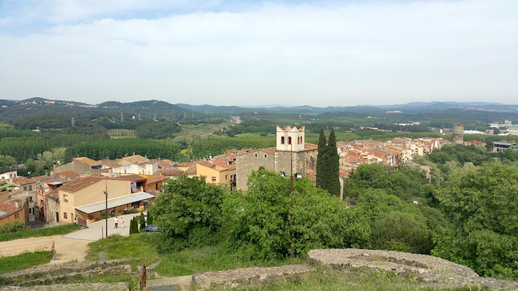 Hostalric Girona, Spain
