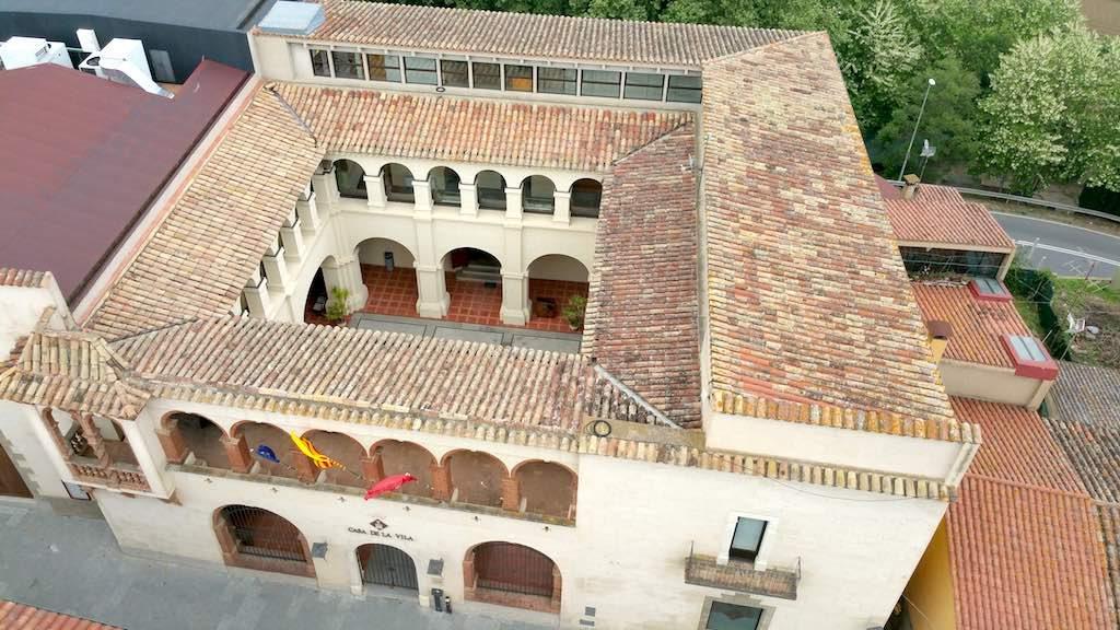 Hostalric, Girona, Spain - Casa de la Vila