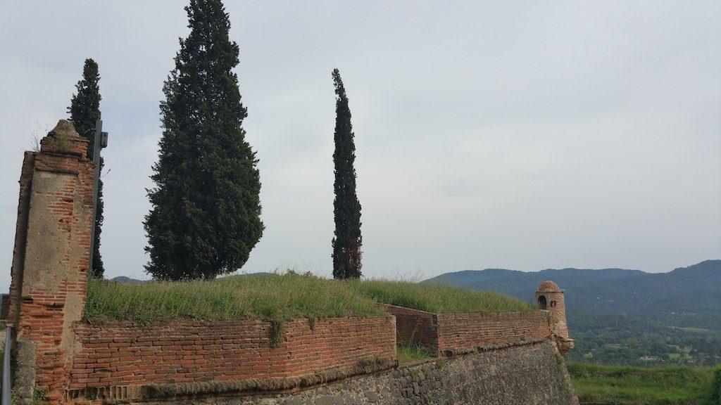 Hostalric, Girona, Spain - Hostalric Castle