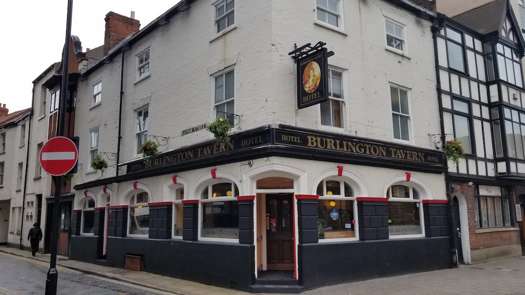Hull, United Kingdom - Hotel Burlington Tavern