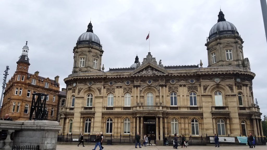 Hull, United Kingdom - Maritime Museum