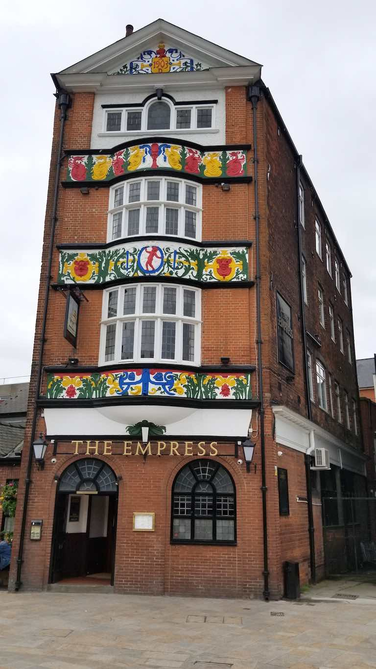 Hull, United Kingdom - The Empress