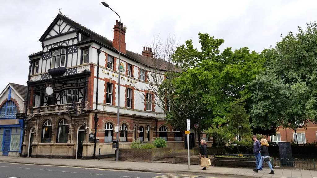 Hull, United Kingdom - The White Hart