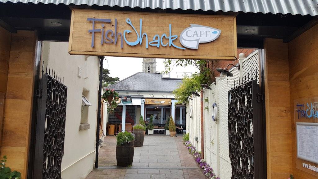 Malahide, Ireland - Fish Shack Cafe