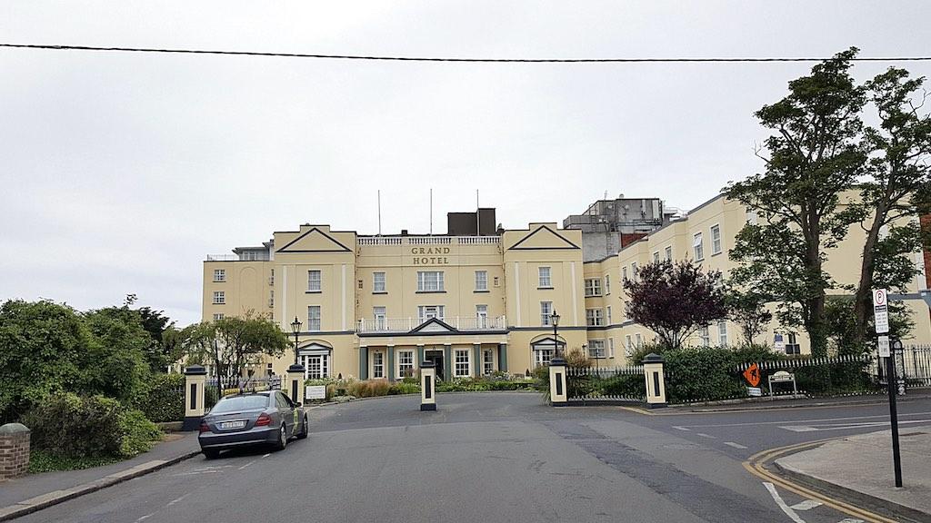 Malahide, Ireland - Grand Hotel