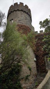 Malahide, Ireland - Malahide Castle Tower