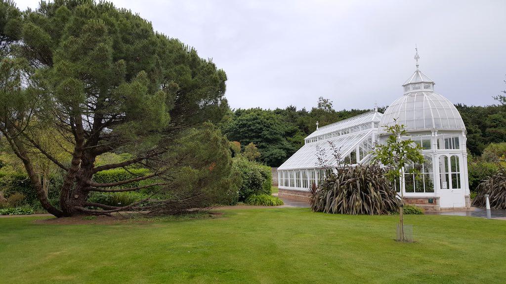 Malahide, Ireland - Victorian Green House