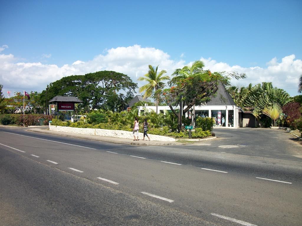 Nadi, Viti Levu, Fiji - Mercure Hotel