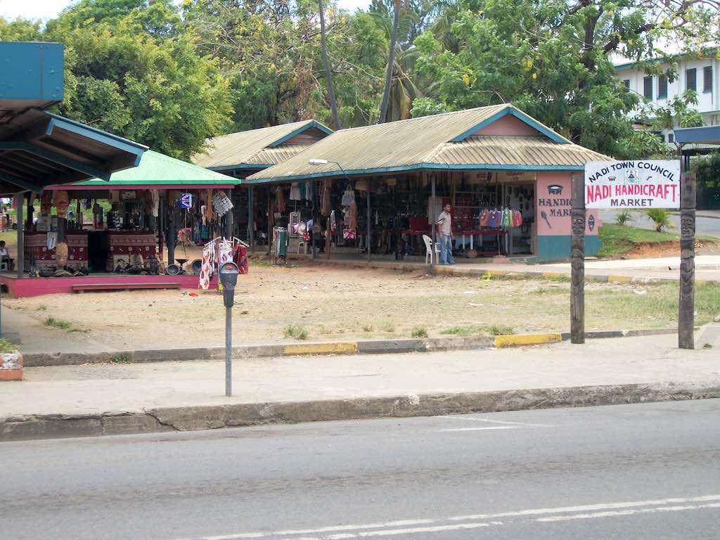 Nadi, Viti Levu, Fiji - Handcraft Market
