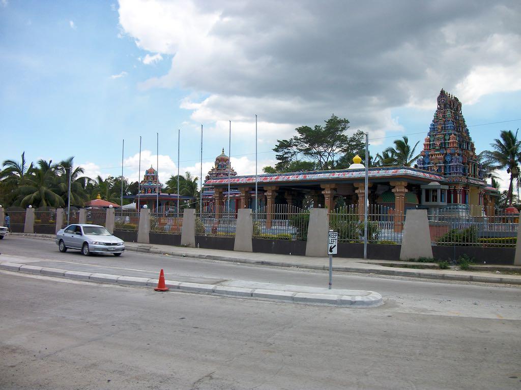 Nadi, Viti Levu, Fiji - Temple