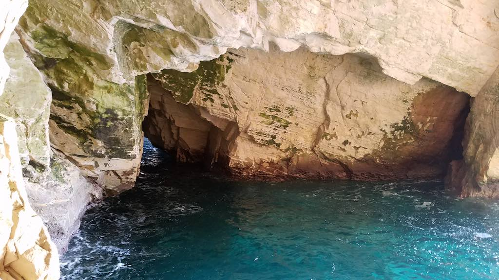 Rosh Hanikra Visitor Center, Israel - Grotto Caves