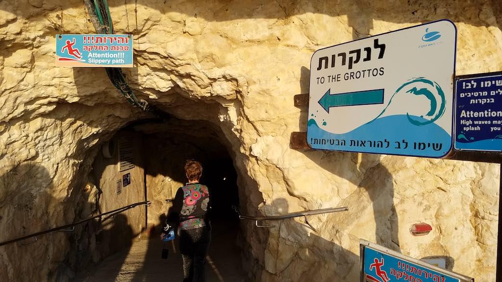 Rosh Hanikra Visitor Center, Israel - The Grottos