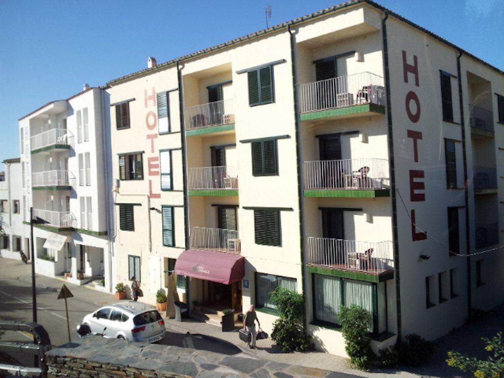 Portlligat, Spain - Hotel
