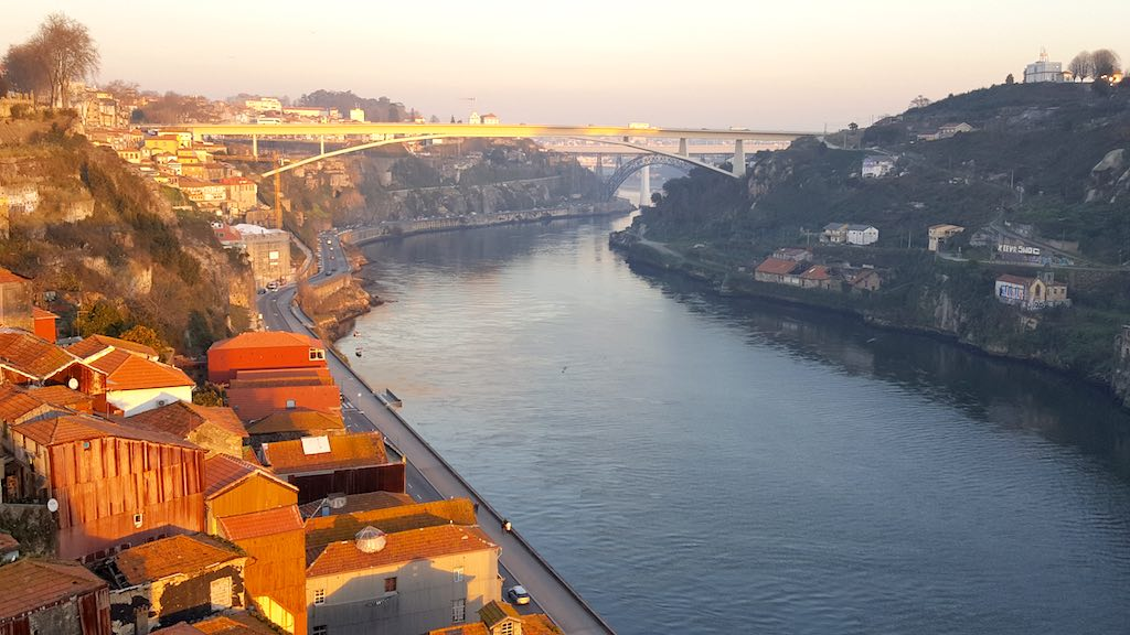 Porto, Portugal - Duoro ValleyView