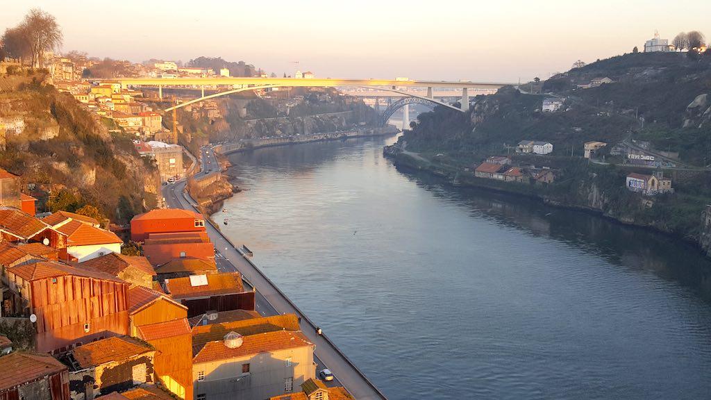 Porto, Portugal - Duoro ValleyView