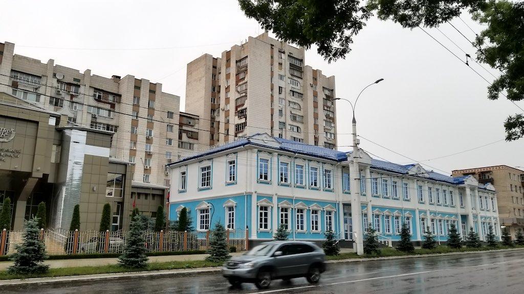 Tiraspol, Transnistra - Hospital