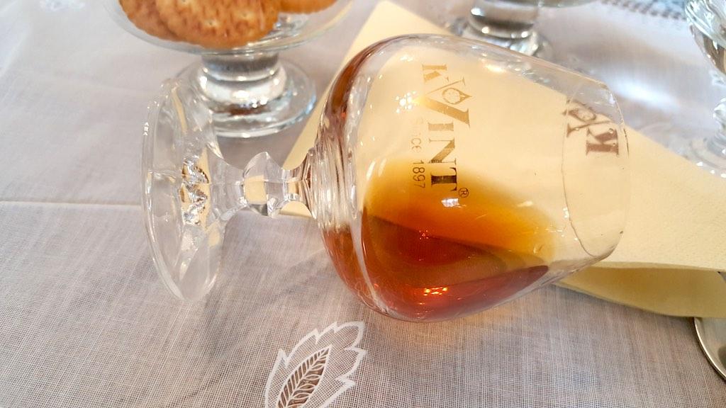 Tiraspol, Transnistra - Kvint Cognac