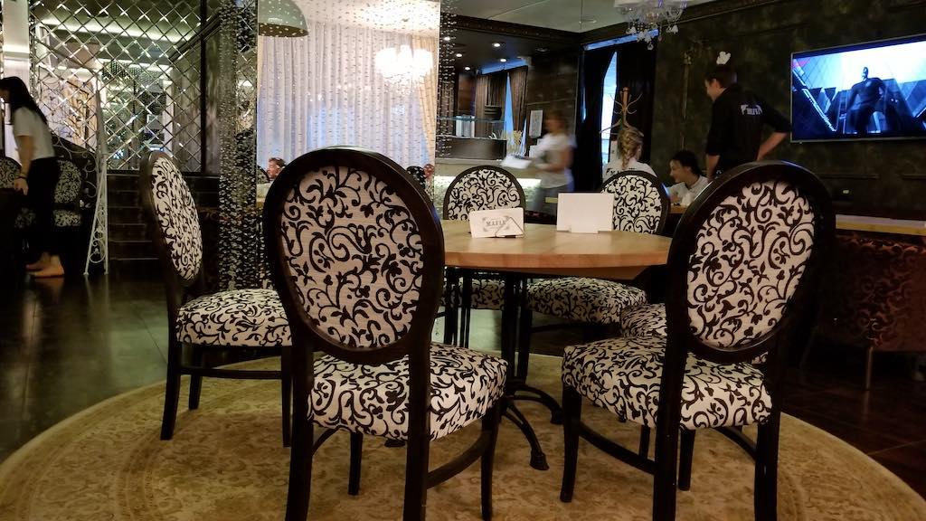 Tiraspol, Transnistra - Mafia Restaurant