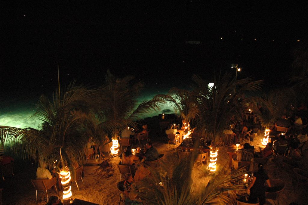 Aruba - Fishbone Restaurant