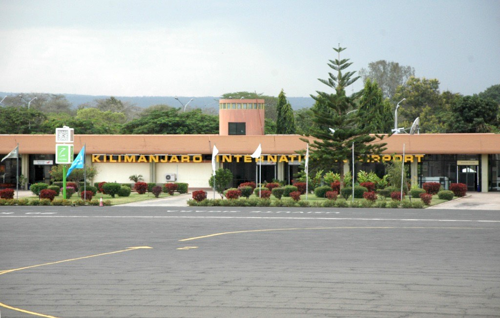 Arusha, Tanzania - KIlamanjaro International Airport (JRO)