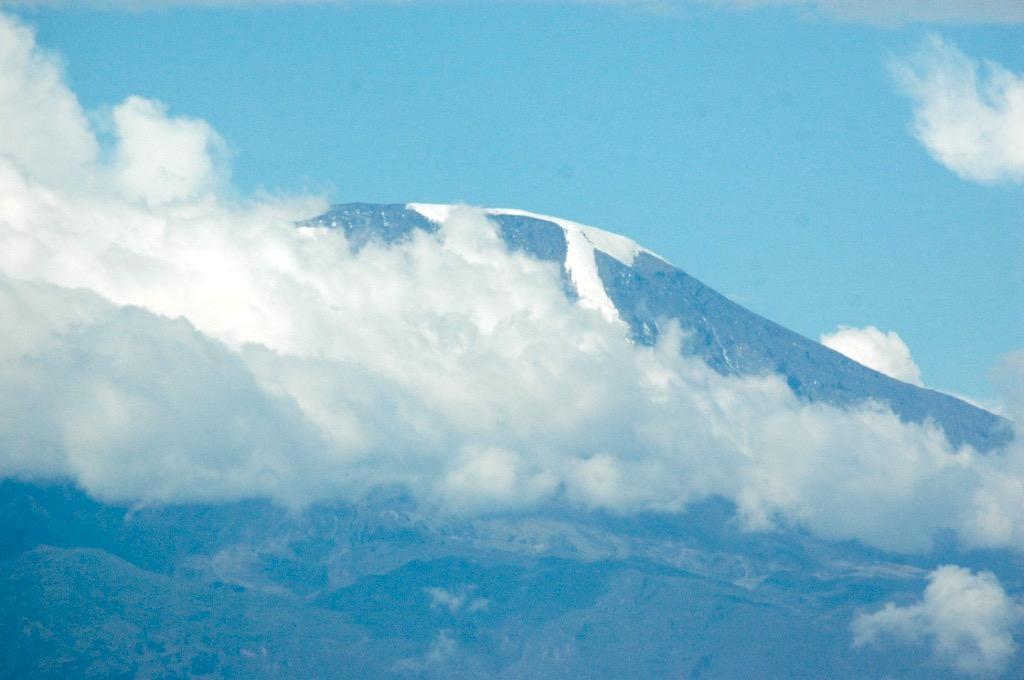 Arusha, Tanzania - Mount Kilimanjaro