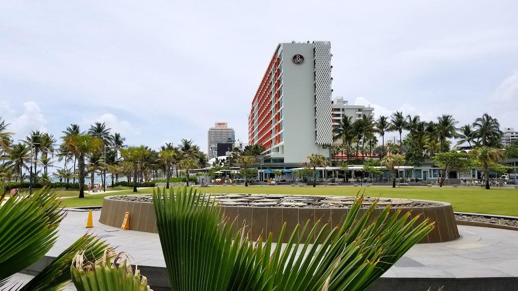 Cathedral de San Juan Bautista, Old San Juan, Puerto Rico - Rennaissance Hotel