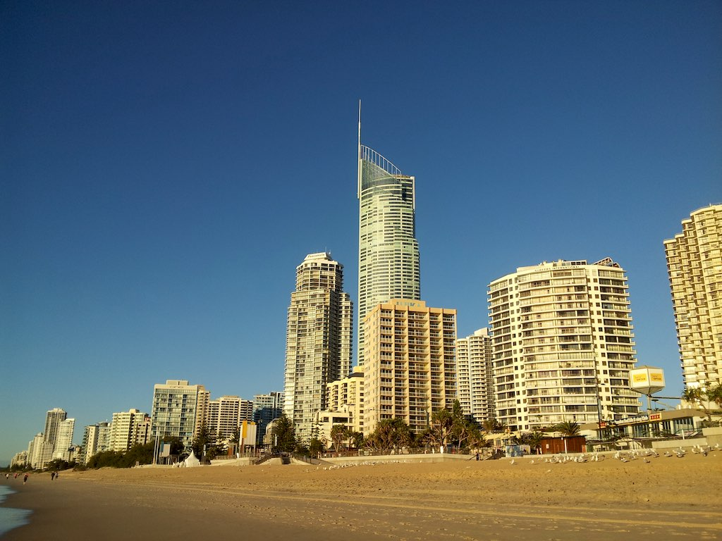 Gold Coast, Queensland, Australia - Surfers Paradise
