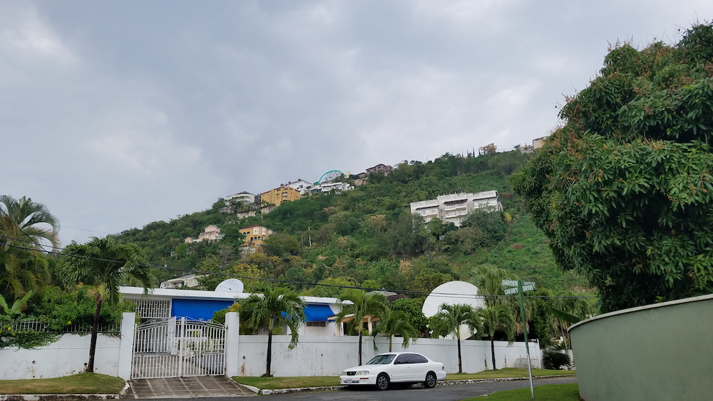 Kingston, Jamaica - Hills of Kingston
