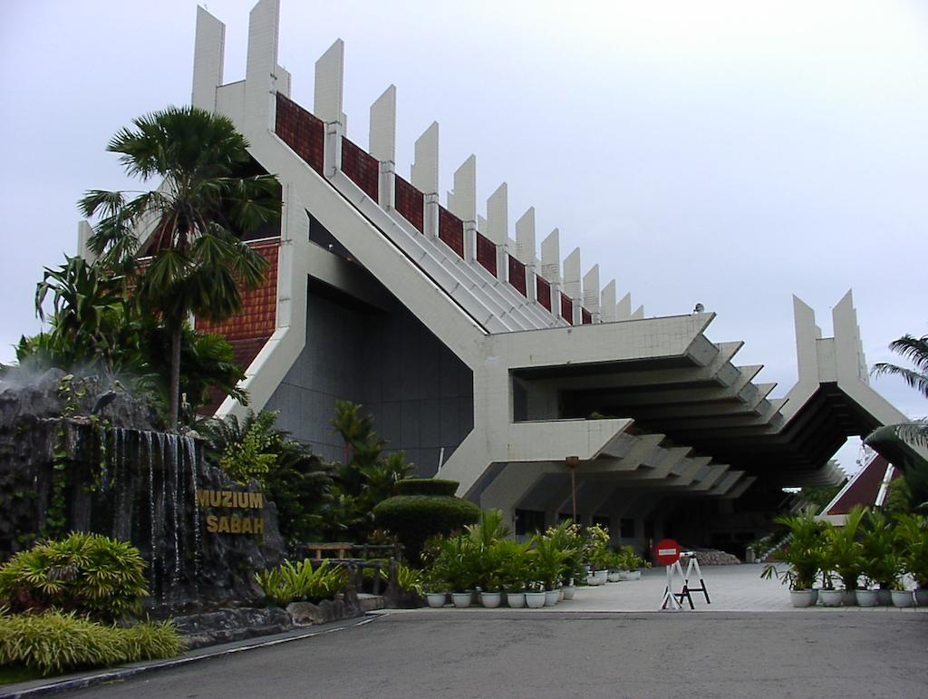 Kota Kinabalu, Sabah, Malaysia - Muzium Sabah