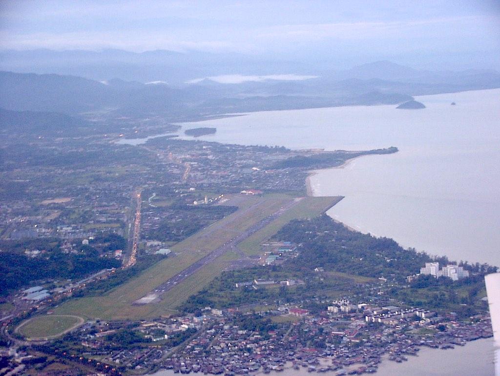 Kota Kinabalu, Sabah, Malaysia - Airport (BKI)