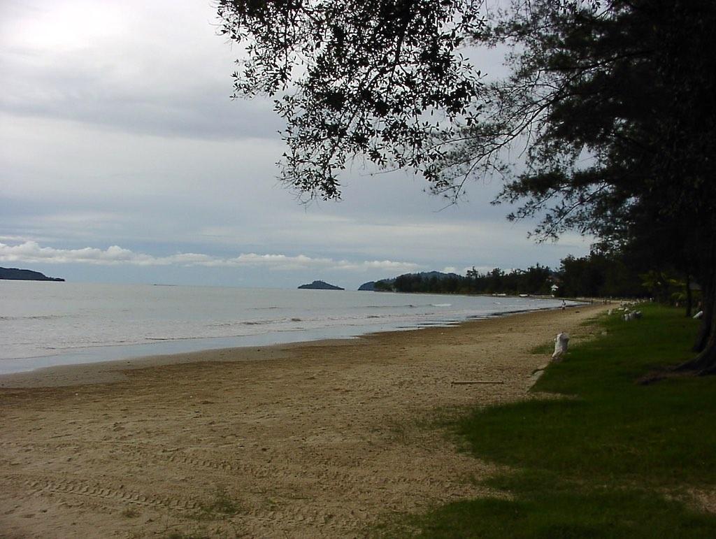 Kota Kinabalu, Sabah, Malaysia - Beach