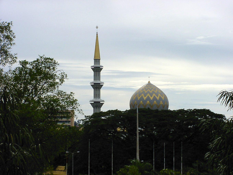 Kota Kinabalu, Sabah, Malaysia - Mosque