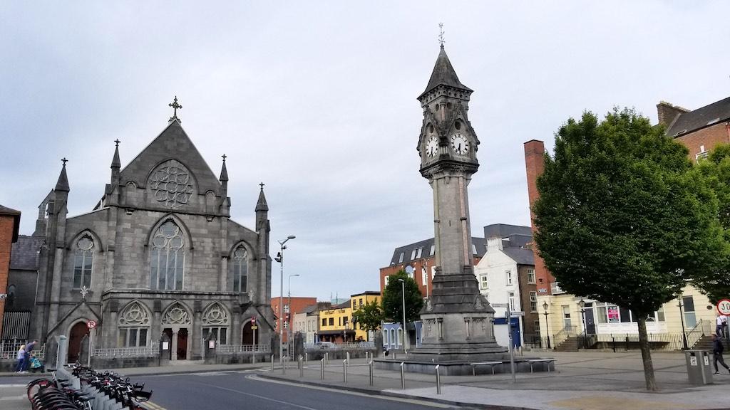 Limerick City, Ireland - Church