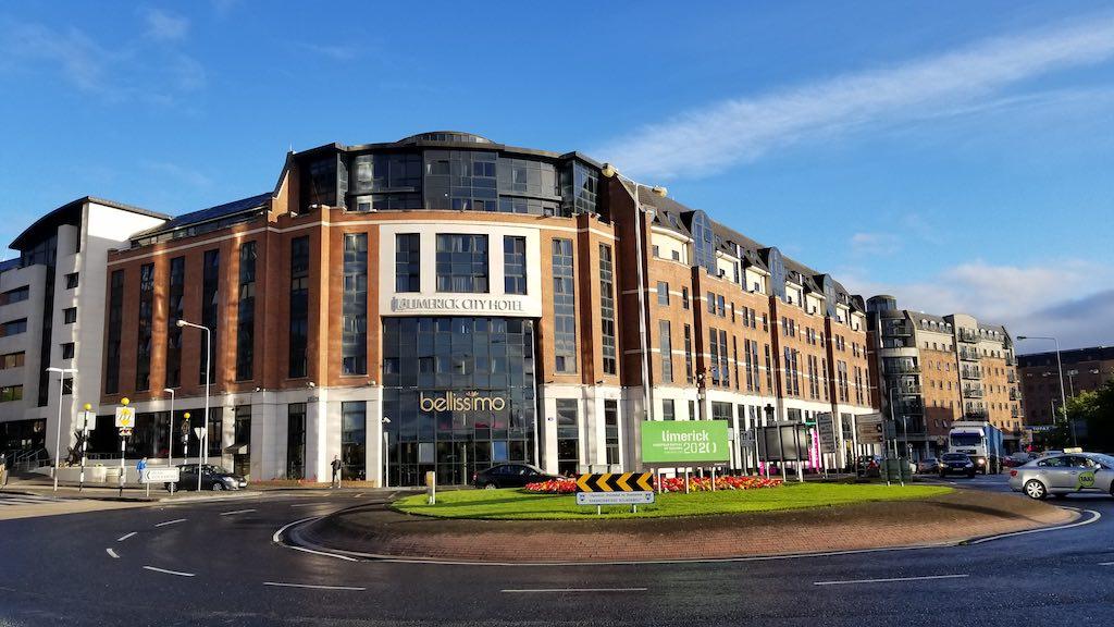 Limerick City, Ireland - Limerick City Hotel