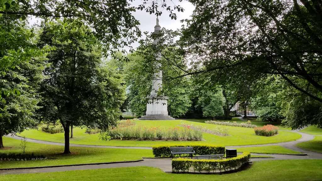 Limerick City, Ireland - Peoples' Park