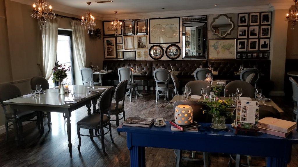 Limerick City, Ireland - Sash Restaurant