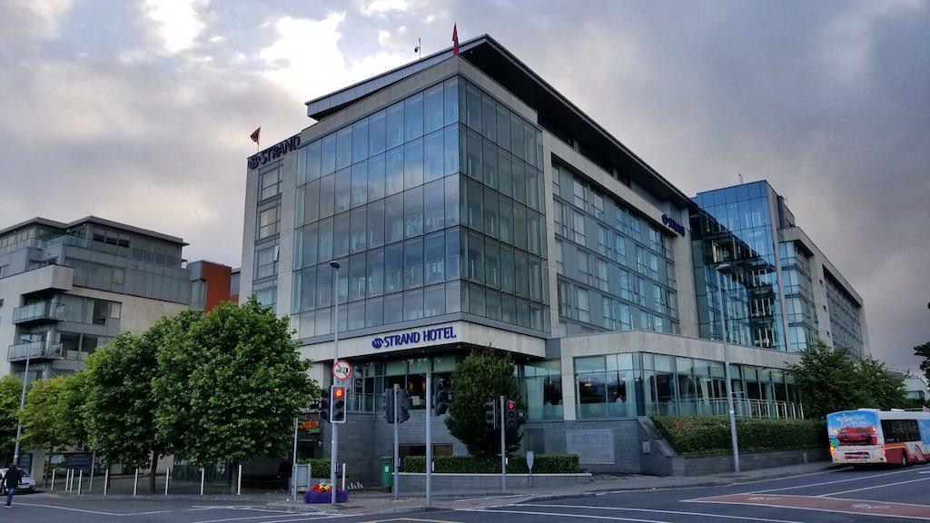 Limerick City, Ireland - Strand Hotel