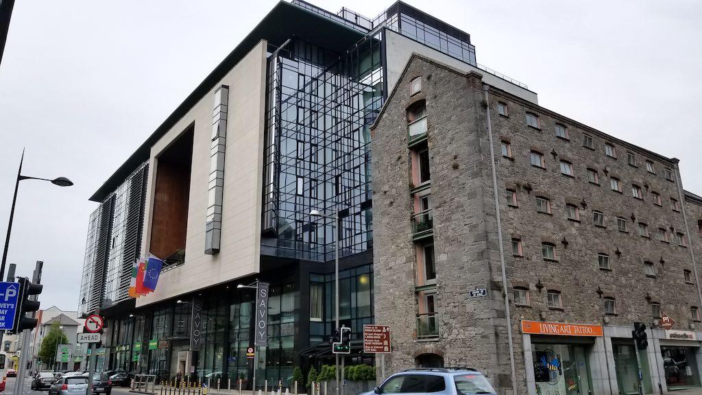 Limerick City, Ireland - The Savoy