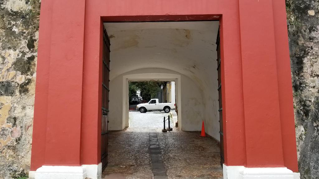 Puerta de San Juan, Old San Juan, Puerto Rico - Puerta de San Juan